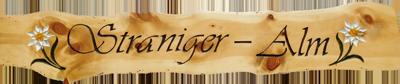 Straniger-Alm